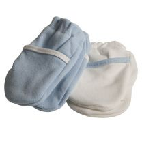 No Scratch Infant Mittens (2 Pack)