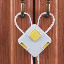 Cabinet Safety Lock - Flex Lock (2 Pack)