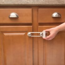 Cabinet Slide Lock (Long)