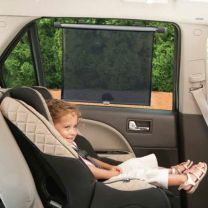 Car Window Shade - Super Roller Shade
