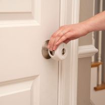 Grip N Twist Door Knob Cover
