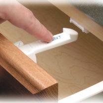 Cabinet & Drawer Latches (4 Pack)