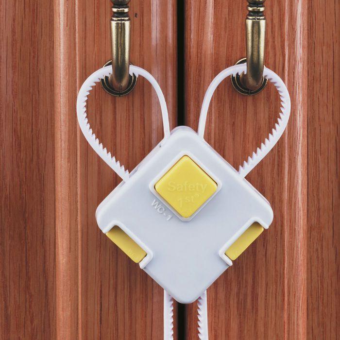 Safety 1st child lock Cabinet Flex-Lock 2 Pack