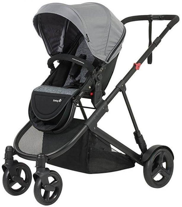 Envy 4 Wheel Newborn Stroller